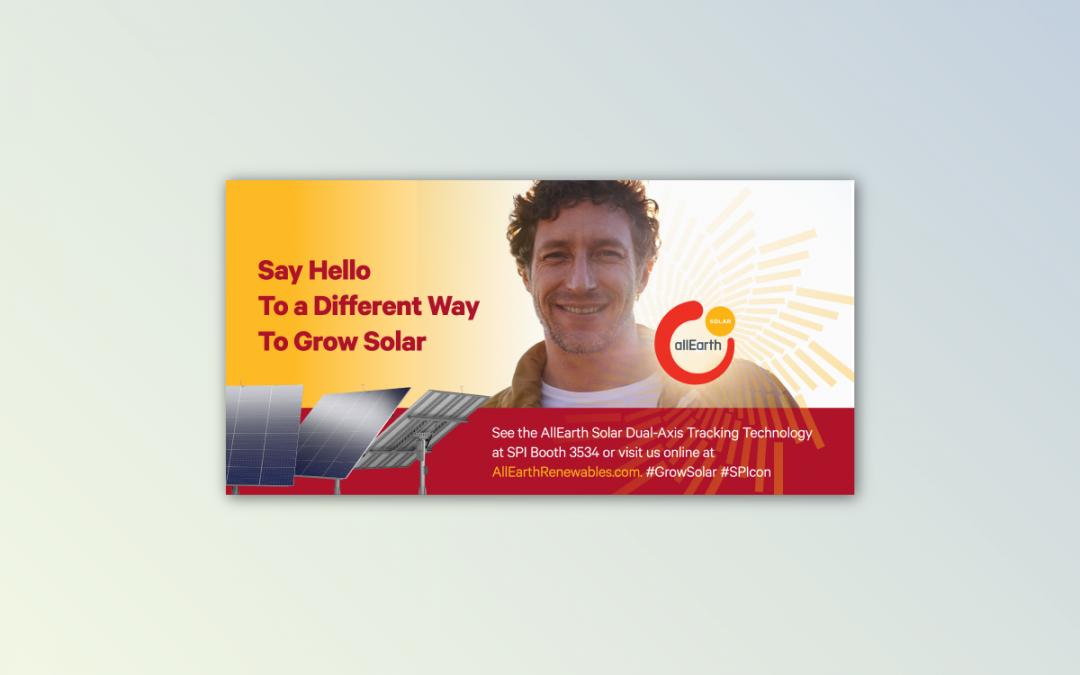Say Hello Tradeshow Campaign