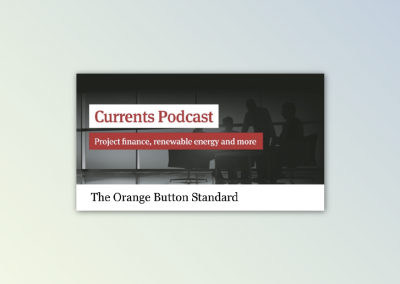 Orange Button Initiative Campaign